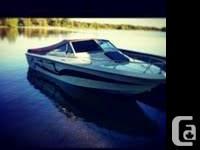 selling 1982 tempest boat with cuddy (washroom