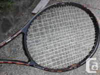 3 great raquets all in good condition Strings are in