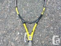 Tennis Racquets - Used and New - Wilson, Head, Mizuno -
