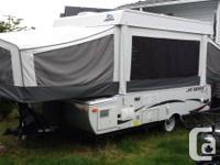 Like New 2012 Jayco 1006. Lightweight very easy to