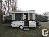 Special Features: Sleeps 4-8, 1x20 lbs tanks, Outdoor