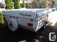 2008 COACHMAN CLIPPER SPORT 108ST TENT TRAILER Selling