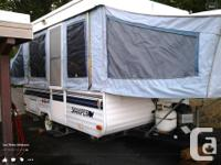 1992 Skamper Tent Trailer in excellent condition,