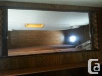 this trailer is 31feet long sleeps 7 to 10people it