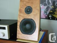 Introducing the Tetra line of high end loudspeakers.