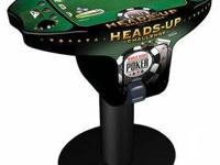 Table de poker Texas Hold'Em Heads Up Challenge à