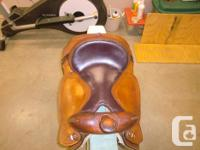 Textan Hereford Brand Western Saddle for sale in