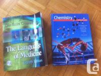 All textbooks are in excellent condition, without