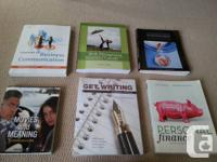Selling books:  Essentials of Business Communication