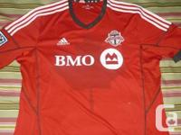 Brand new 2014 Adidas Toronto FC home jersey. Never