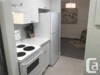 # Bath 1 Sq Ft 734 # Bed 1 Updated 1 bedroom condo