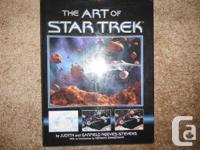"""The Art of Star Trek,"" by Judith and Garfield"