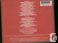 The Best of the Doors double CD, Elektra, 1985. Cd's in