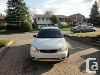 Ford Focus SE wagon, year 2007 , runs and drives very
