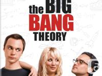 The Big Bang Theory Full Set from Seasons 1 to Period