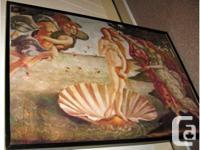 The Birth of Venus - Botticelli The Birth of Venus is a