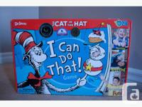 """Physical activity game that celebrates your child's """"I"""