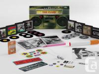 12 disc, 11Cd 1Dvd box set containing all the classic