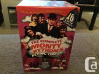 The Complete Monty Python's Flying Circus DVD