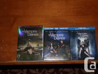 the Vampire Diaries Period one, brand-new on DVD. for sale  Newfoundland