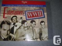 The Entertainers of WWII Collection IS A FOUR DISC -