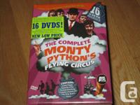 Selling The Comprehensive Monty Python's Traveling