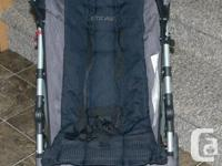 The First Years Jet Stroller S110 in black. Purchased