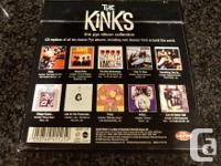 CD REPLICAS OF ALL 10 CLASSIC PYE ALBUMS, INCLUDING