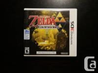 Selling The Legend of Zelda: A Link Between Worlds for