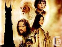For Sale: FS: The Lord of the Rings - The Two Towers