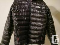 I´m selling men´s The North Face Super Diez jacket.