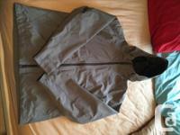 North Face Millerton jacket, men's size large.