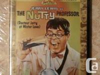Offering The Nutty Professor Widescreen Collection