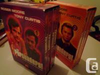 The Persuaders! Complete DVD Series starring Tony