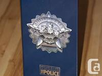Complete box set of all The Police's recordings, mint