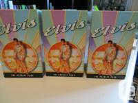 The Presley Pack (12tape) of VHS Asking $20.00 For sale