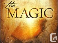 THE MAGIC Author: Rhonda Byrne Binding: Softcover