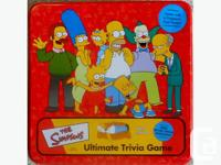 Product Description The Simpsons Ultimate Trivia Game -