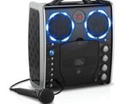Item Description. Take the karaoke party on the move for sale  Ontario