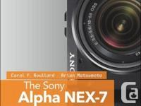 in new condition / hard Copy THE SONY ALPHA NEX-7 The