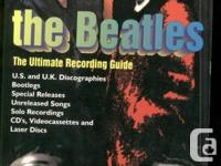 """The Beatles Ultimate Recording Quick guide"" by Allen"