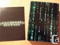 The Ultimate Matrix Collection DVD box set.  Includes