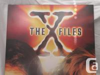 This is for a large X Files picture. It is permnently