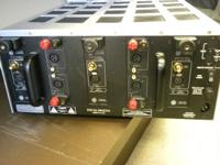 Theta Dread Naught II . 7.1 channel, Zero Feedback,
