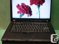 Lenovo Thinkpad T61 15'Core 2 Duo Laptop  CPU