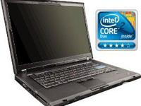 Thinkpad T500 Laptop ONLY $90 WITHOUT Hard drive. Very