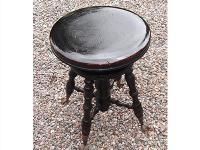 Thomas Organ Co. antique piano stool. A beautiful