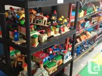 Are you looking for a huge selection of Thomas the Tank