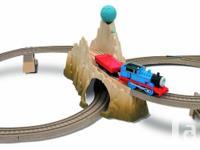 Thomas & Friends Trackmaster Railway set - James at