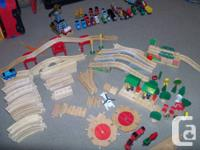 Great collection of Thomas Train and also some